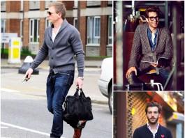 6 kiểu cardigan nam và tips mix đồ nam