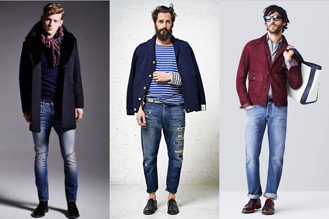 Quần jeans nam giới 2015