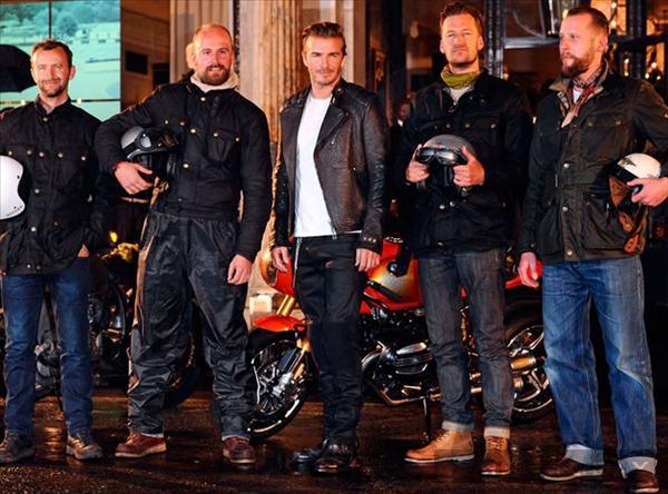 Một số mẫu áo khoác motocycle-jacket