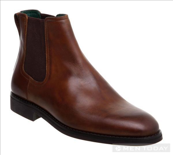 cách kết hợp trang phục nam và boots
