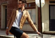 Xu hướng thời trang nam mùa hè 2013: Short và short suit