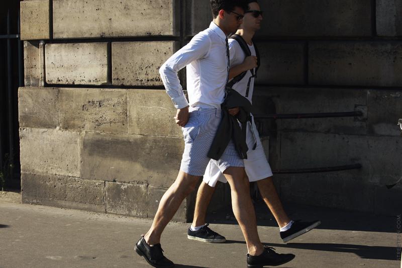 Chàng trẻ trung phong cách cùng giày brogue