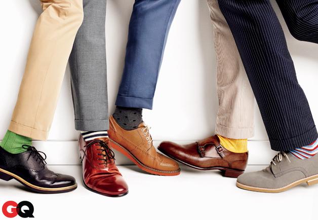 Những mẫu giày brogue cho chàng tham khảo