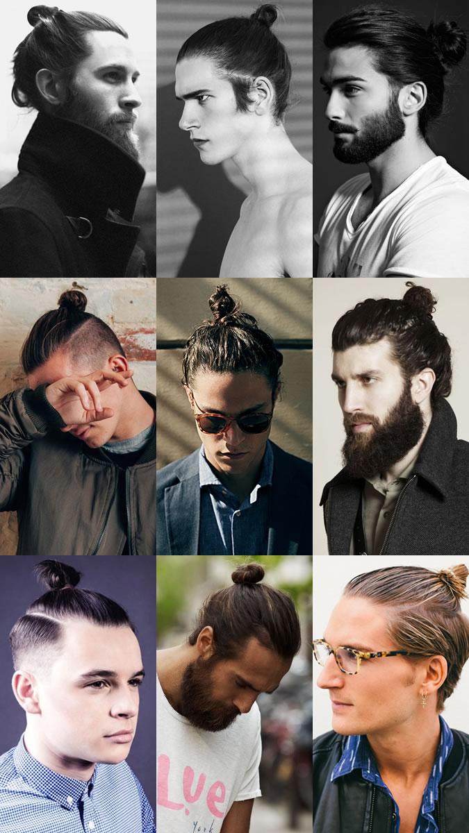 Những kiểu tóc búi Topknop