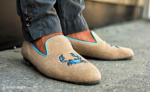 Đôi slipper độc đáo