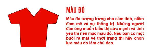 Ý nghĩa trang phục màu đỏ