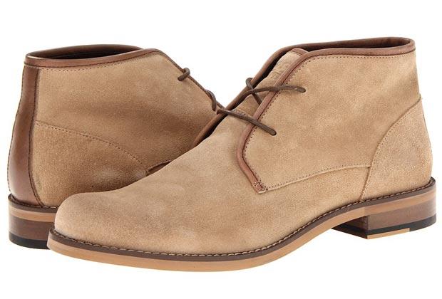 Boots da lộn phù hợp với phong cách Military