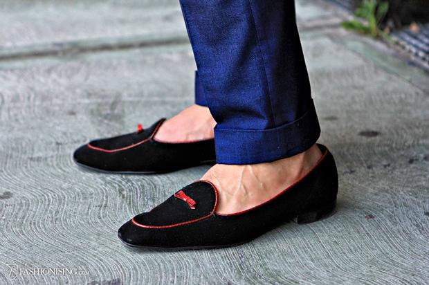 Nhẹ nhàng và đơn giản cùng slipper