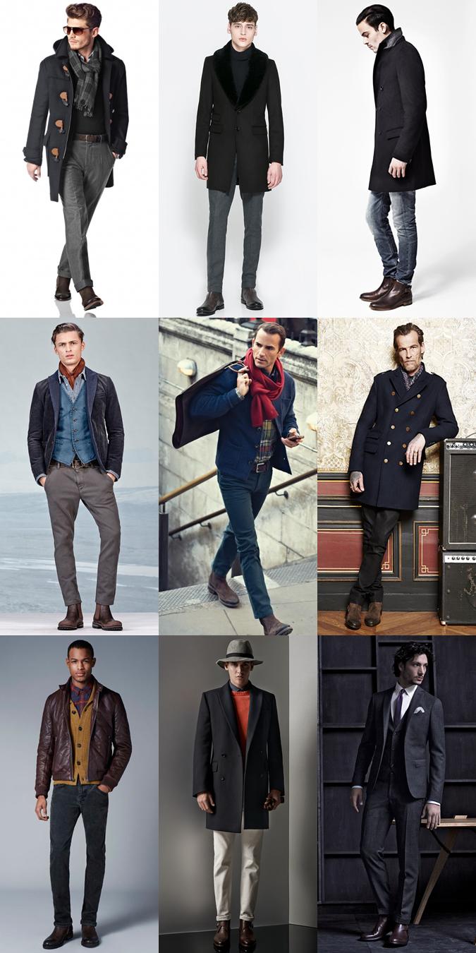 Chelsea boots cho các chàng mùa thu
