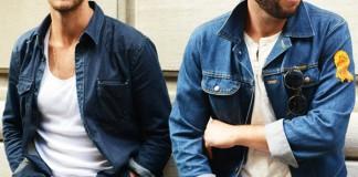 Chàng mùa thu nam tính cùng denim jacket