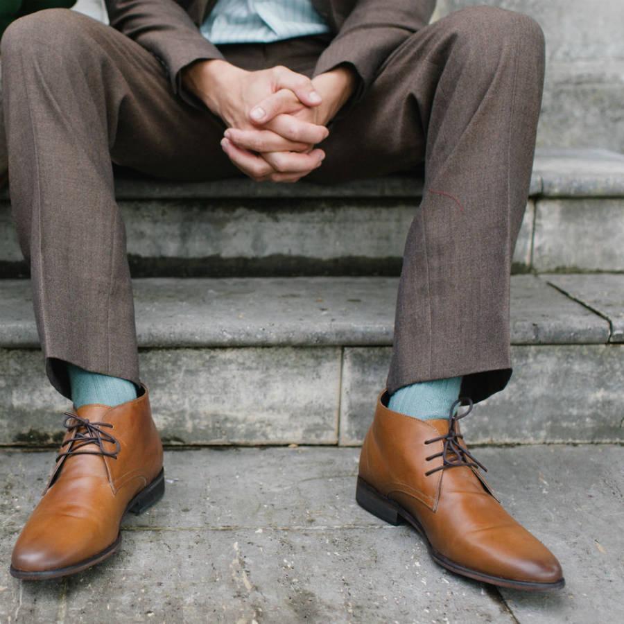 Chukka boots cho chàng lịch lãm