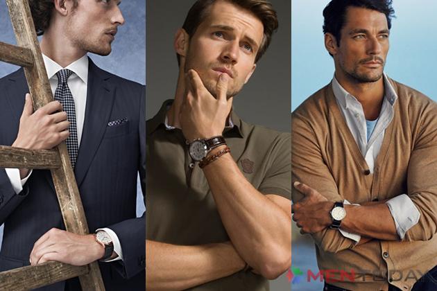 Đồng hồ đeo tay mang phong cách cổ điển