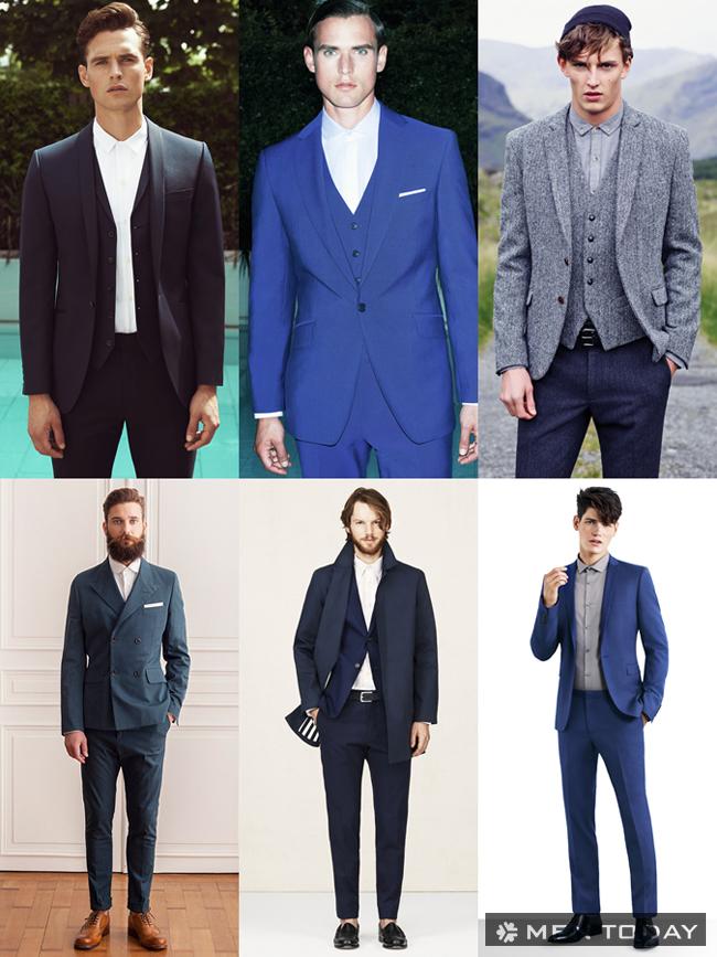 Chàng đơn giản mà hiện đại cùng phong cách tie less