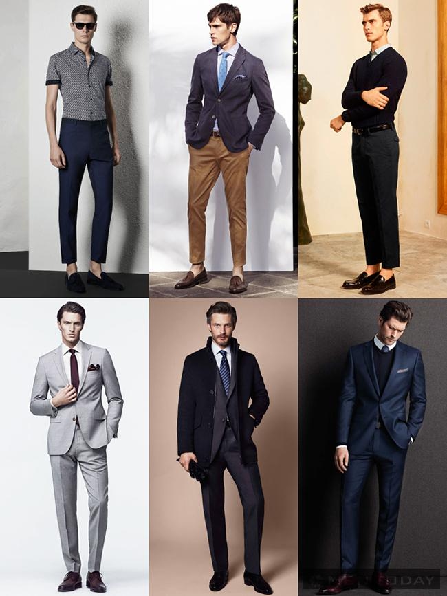Liệu bạn có sẵn sàng thay đổi chiều dài những chiếc quần của mình