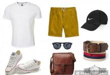 Mix đồ nam mùa hè: 3 set đồ thoải mái cùng quần short