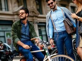 Street style nam xuân hè: Đơn giản cùng Casual style