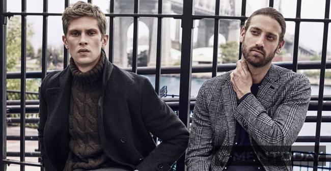 Xu hướng thời trang nam thu đông 2015
