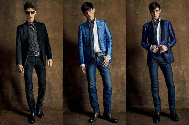 Bộ sưu tập jeans của Tom Ford