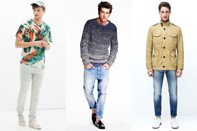 Xu hướng quần jeans nam 2015