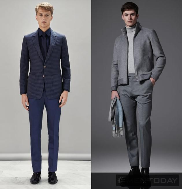 Chọn trang phục ton-sur-ton