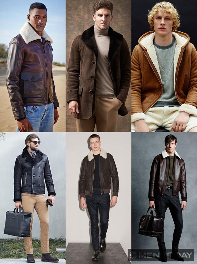 Xu hướng thu đông 2015: Áo khoác cổ lông